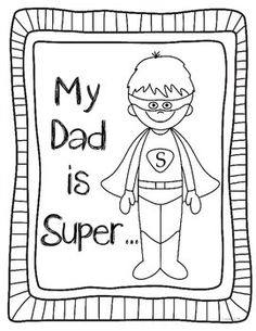 Happy Fathers Day Hand Drawn Typography EPS 10 Vector
