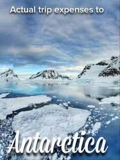 Most of my friends thought I was crazy when I announced that I wanted to go to Antarctica to round out visiting all 7 continents for my Bucket List, but… Antarctica Destinations, Antarctica Cruise, Top Travel Destinations, Cultural Experience, South America Travel, Group Tours, Culture Travel, Plan Your Trip, European Travel
