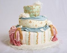 aa859a65dfa Marie Antoinette Cake - image by Studio Laguna