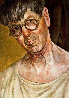 Image result for stanley spencer self portrait