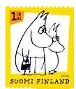 Moomin Cartoon - Stamps