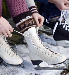 lets go iceskating!