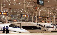 Estación del Ferrocaril del Sur, en Beijing