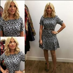Celebrity Bob Hairstyles: Holly Willoughby