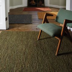 Soumak Rugs in Green make a stylish and economically friendly option for a practical flooring solution in your home.