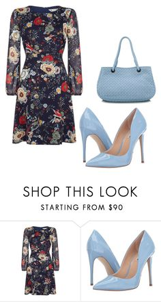 """laz"" by eteralucia on Polyvore featuring interior, interiors, interior design, casa, home decor, interior decorating, Steve Madden e Bottega Veneta"