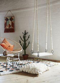 Design Teppich Mit Muster 120x180