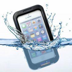 Haicom Waterproof - wasserdichtes Case f. Apple iPhone 5 32Gb