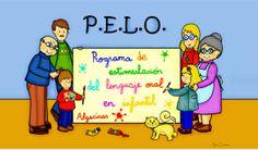 Apuntes de maestra: Programa de Estimulación del Lenguaje Oral (P.E.L.O.) Winnie The Pooh, Blog, Disney Characters, Fictional Characters, Family Guy, Teaching, Comics, Ideas, Baby Boy