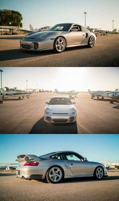 2001 Porsche 911 Clubsport [30,000 Miles, Arctic Silver Metallic, 3.6 Twin Turbo, M] 2001 Porsche 911, Kill Switch, Widowmaker, Water Cooling, Rear Wheel Drive, Twin Turbo, Rear Window, Arctic, Super Cars