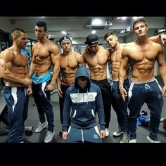 Which one has the best physique?