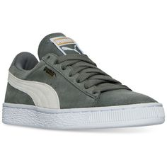 PUMA Women s Shoes - Puma Womens Suede Classic Casual Sneakers from Finish  Line - Green 7 - Find deals and best selling products for PUMA Shoes for  Women 69c931cb5