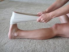 5 exercises for foot and ankle pain