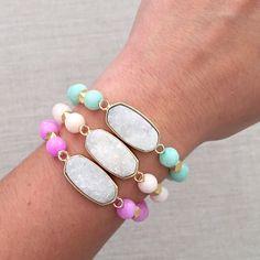 The Kacie Bracelet by LovesAffect on Etsy