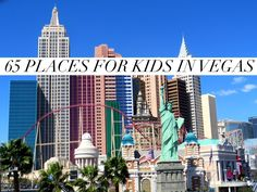 65 Family Friendly Places to Visit in Las Vegas - Travel Tales of Life