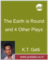 The Earth is Round & 4 other plays - English eBook