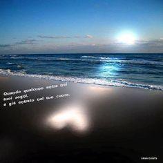 buonanotte - Quando qualcuno entra nei tuoi sogni, è già entrato nel tuo cuore.