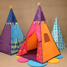 B. Toys Teepee - Sea - Recommended Age Group: 3-8 yrs Dimensions: D100 x H140 cm Manufacturer: B. Toys by John CraneProduct Code: 70.1999
