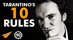 Quentin Tarantino's Top 10 Rules For Success - YouTube