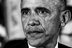 WASHINGTON 1/5/2016 Speaking at the White House, President Obama condemned gun violence with tears in his eyes. Doug Mills/The New York Times