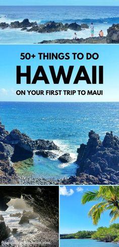 Hawaii Travel Guide, Maui Travel, Travel Destinations Beach, Iceland Travel, Travel Tips, Croatia Travel, Nightlife Travel, Usa Travel, Holiday Destinations