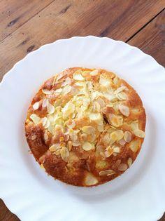 Cuisiner Bien: Apfelkuchen mit Mandeln