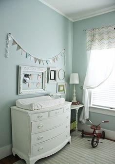 quarto bebe decorado simples
