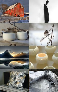 Waiting a little bit, winter is still here by Magalie ORS on Etsy--Pinned with TreasuryPin.com