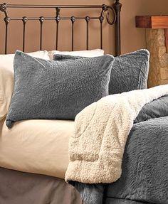 Luxury Plush Reversible Comforter Sets