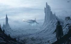 snow fantasy - Google Search