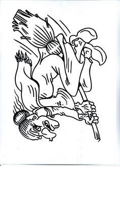 Pracovní listy - Rosničanda - MŠ Pardubice-Rosice/L Moose Art, Halloween, Animals, Craft, Animales, Animaux, Animal, Animais, Spooky Halloween