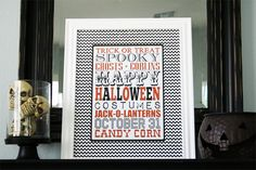 FREE & Freaky Fonts For Halloween! - One Good Thing by Jillee