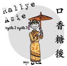 Rallye lecture C2 et C3 : Asie - Bout de gomme