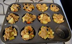 Totally Tots: Did You Know ~ Healthy Muffins