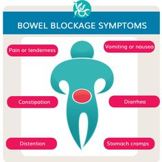 Bowel Blockage Symptoms~have had this several times over the years and it ain't pretty.