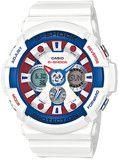Casio Mens G-Shock White Tricolor Series Watch GA-201TR-7A (GA201TR7A) - Watch Centre  / #GShock #FreeShipping #Watches #MensFashion