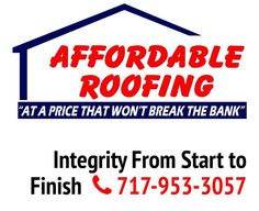 Since 1972, Affordable Roofing has been providing the residents of York, Pennsylvania, with quality roof repair and high levels of customer service.
