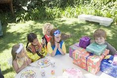 Ideas for a Squinkies party