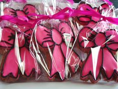 Bow cookies | Flickr - Photo Sharing!