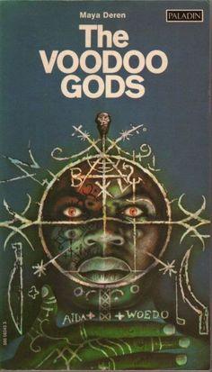 Maya Deren - The Voodoo Gods UK Paladin paperback edition! Voodoo Hoodoo, Voodoo Spells, Voodoo Priestess, Occult Books, Witchcraft Books, Wiccan, Pagan, Magia Elemental, Magick Book