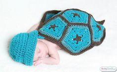 Turtle Love free Ravelry pattern