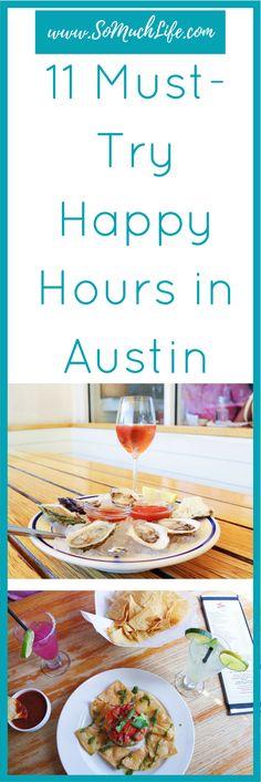 Best Happy Hours in Austin, Texas, Austin food, Austin food blogger, Happy hour in Austin, Best patios in Austin, Visit Austin Texas, What to do in Austin, plan a trip to austin, Austin Texas vacation