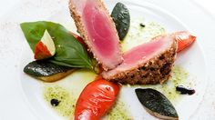 tuna wallpaper food