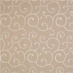 Stone Brussels Home Decor Fabric