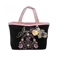 http://www.bagsandtracksuits.com/juicy-couture-butterfly-heart-charmed-blackpink-handbags-p-702.html   Juicy Couture Butterfly Heart Charmed Black/Pink Handbags