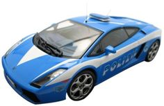 F/S AUTOart LAMBORGHINI GALLARDO POLICE CAR 54576 1/43 Scale Model Car #AUTOart #LAMBORGHINI