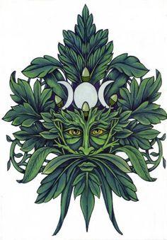 The Green Man - Pan