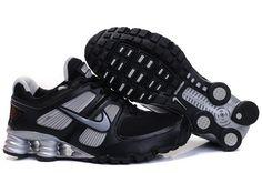 0b58eabf638 La zapatillas nike shox utiliza una unidad de amortiguación de aire grande  en el talón que