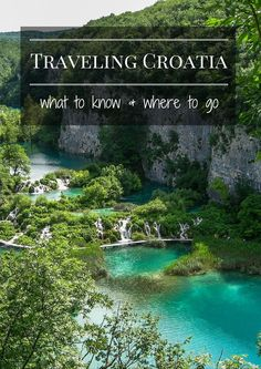 Traveling Croatia: What to Know & Where to Go