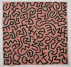 Keith Haring - 1985